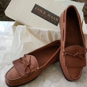 NIB Cole Haan Country Camper Loafers | Vintage